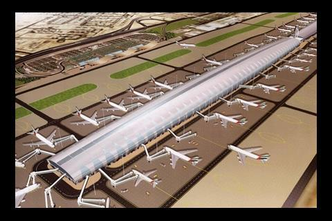 Dubai World Central International Airport